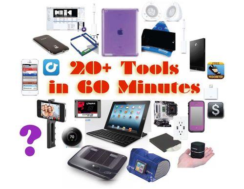 20+ Tools