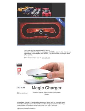 Marian Gadgets